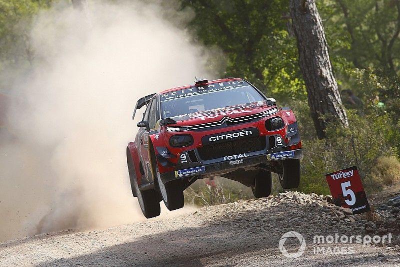 WRC, Rally Turchia, PS10: Lappi scatenato aumenta il gap su Ogier