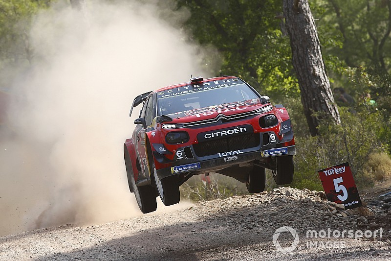 WRC, Rally Turchia, PS10: Lappi scatenato aumenta il gap su Ogier