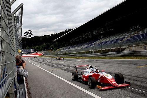 F4, Red Bull Ring: Paul Aron centra il primo successo stagionale in Gara 1