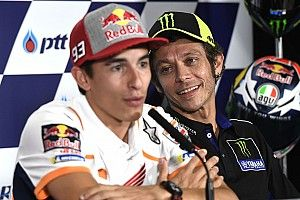 "Rossi: ""Márquez me alcanzará, pero a mí me quitaron un Mundial"""