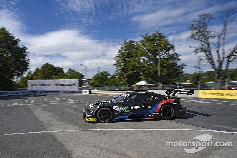 Spengler le da la revancha a BMW en el Norisring