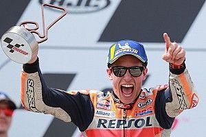 Course - Márquez consacré pour la 10e fois au Sachsenring