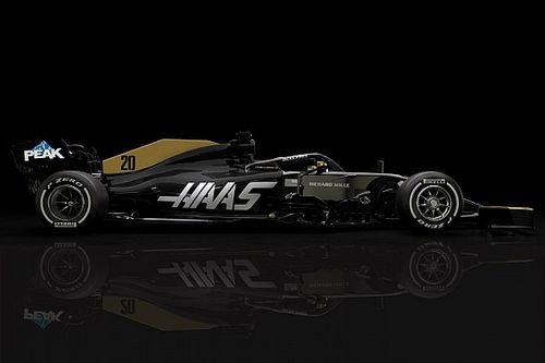 Haas svela la nuova livrea che non prevede più Rich Energy