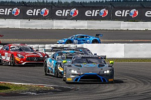 Nurburgring Blancpain: R-Motorsport wins as WRT duo clash