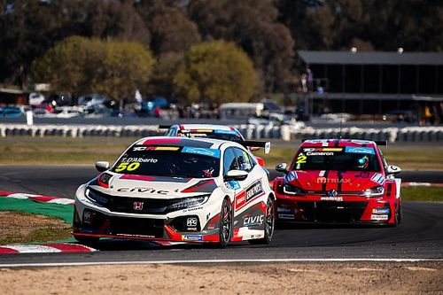 D'Alberto, Whitley penalised after Winton TCR opener