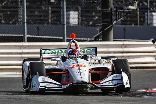Portland IndyCar: Herta edges Penskes and Dixon in FP3