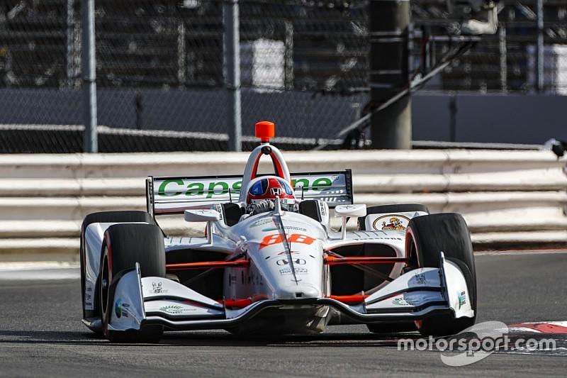 IndyCar: Colton Herta centra la seconda pole stagionale a Portland