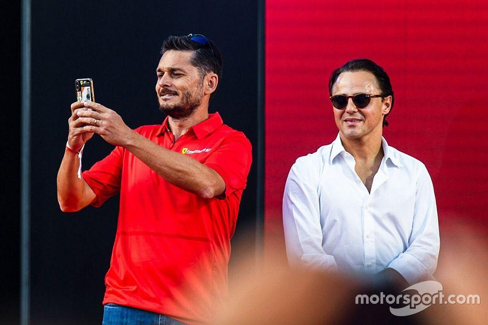 Massa et Fisichella défendront Monaco aux 24H du Mans virtuelles