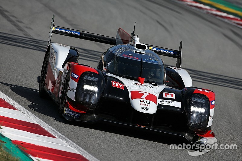 WEC Prologue: Lopez tops first session for Toyota