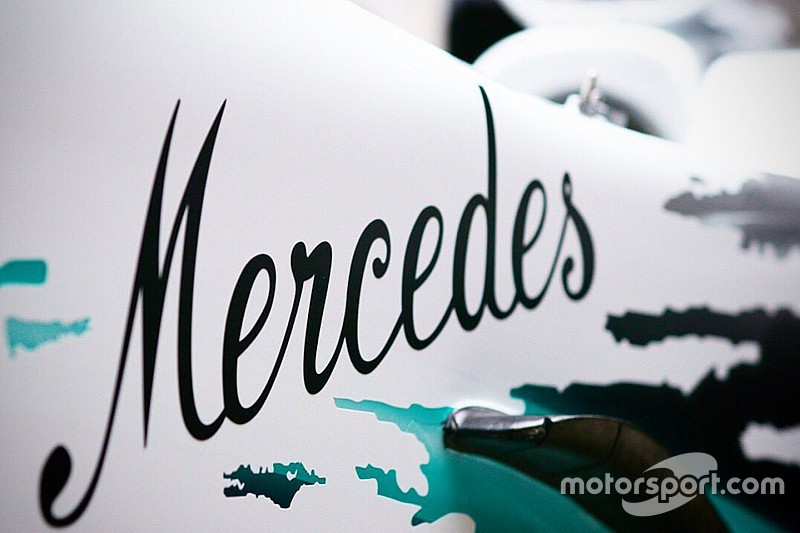 F1: Mercedes con una livrea celebrativa al GP di Germania