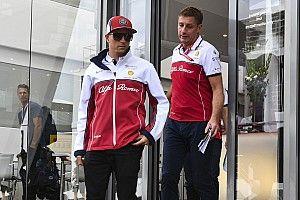 莱科宁承认或因肌肉受伤错过比利时大奖赛