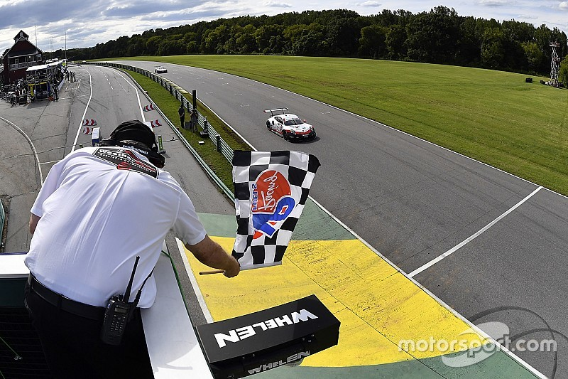 VIR IMSA: Tandy, Pilet win after tense Porsche duel