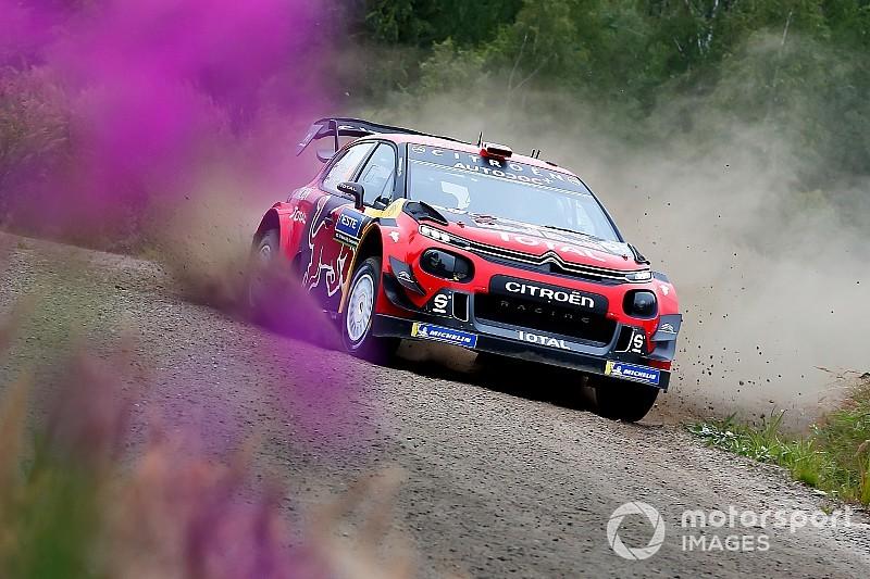 WRC, Rally Finlandia, PS18: ancora Lappi, Mikkelsen supera Ogier