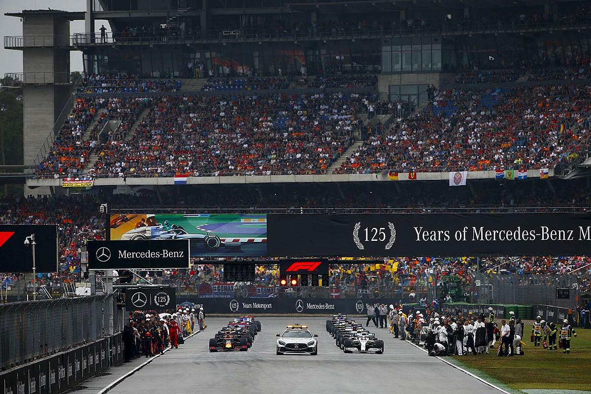 Palco de corridaças, Hockenheim pode deixar a F1 de novo em 2020