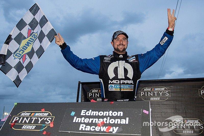 Andrew Ranger completes western swing with Edmonton win