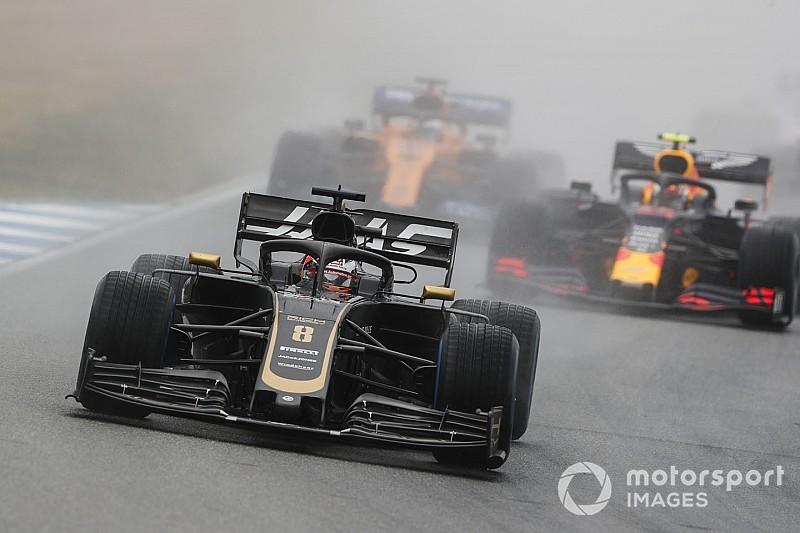 Steiner: Simulatorproblemen hinderen Haas tijdens GP-weekenden