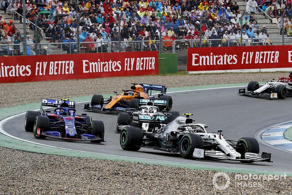 RTL ends F1 TV broadcasting deal after 30 years