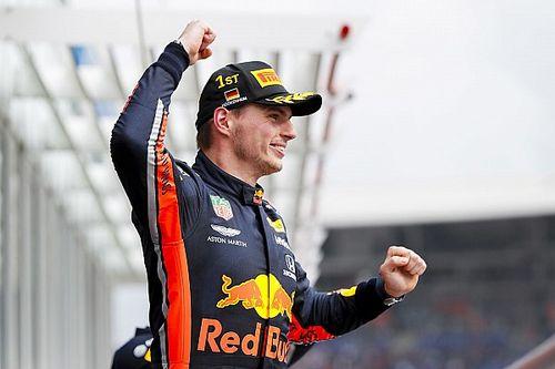 """""""Foi complicado fazer as escolhas certas"""", diz Verstappen após vitória"""
