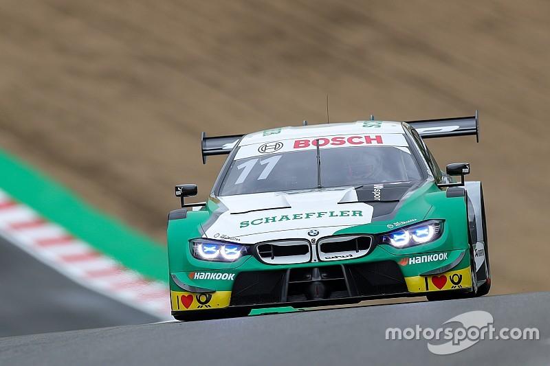 Brands Hatch DTM: İlk yarışın galibi Wittmann oldu