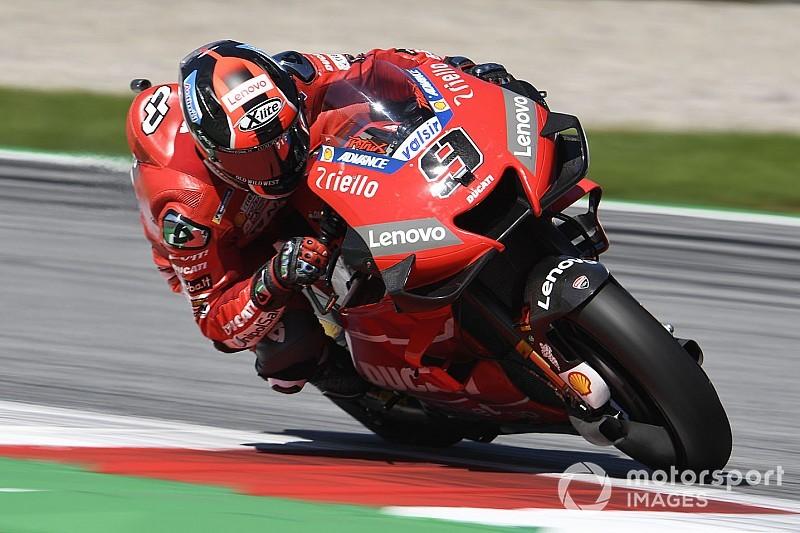 LIVE MotoGP: GP von Österreich, Warm-Up