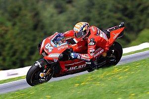 Ducati : Progresser dans les virages demandera temps et prudence