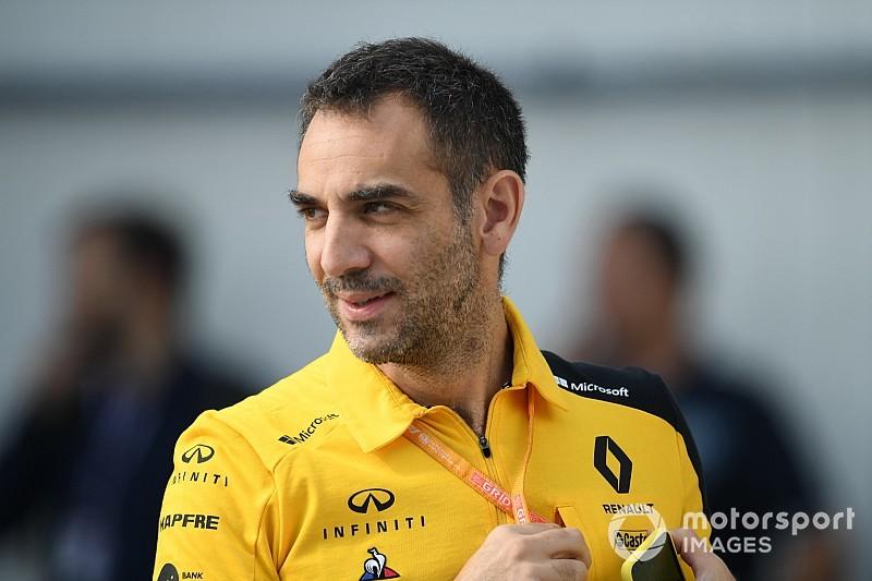 A Renault-nak Ocon jelenti az újraindítást