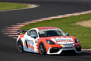 Objectif titre en Pro-Am en Porsche Sprint Challenge Central Europe pour Marylin Niederhauser
