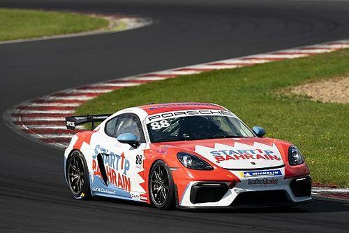 Marylin Niederhauser: Titel in der Pro-Am Kategorie der Porsche Sprint Challenge Central Europe im Visier