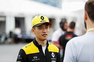 الصيني غوانيو زهو ينضمّ إلى رينو في دور سائق الاختبار لموسم 2020