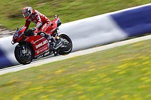 Dovizioso is fejet hajt Marquez teljesítménye előtt