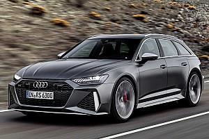600 lóerős motorral és új külsővel jön az Audi RS6 Avant