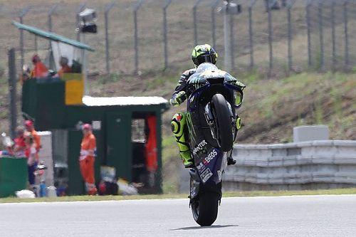 En vivo: La calificación del GP de la Rep. Checa de MotoGP
