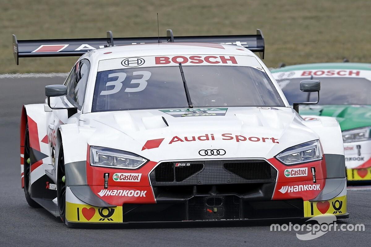 Riscatto di René Rast al Lausitzring nella gara #500 del DTM
