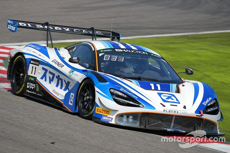 Hakkinen reflects on racing return at Suzuka 10 Hours