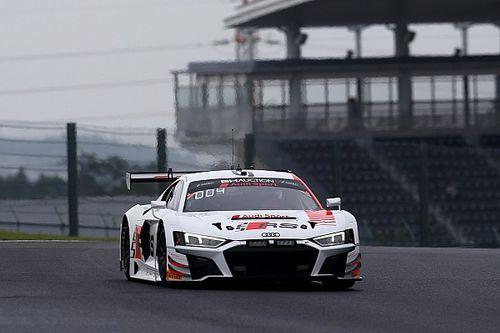 Poranny dublet Audi