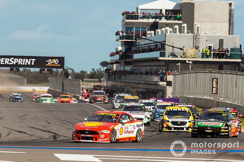 Supercars looking to sign off on 2020 engine in September