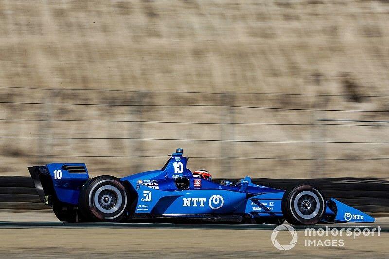 Rosenqvist lidera práctica del sábado en Laguna Seca