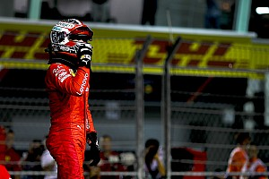 Fotogallery F1: la pole a Singapore di Leclerc e la Ferrari