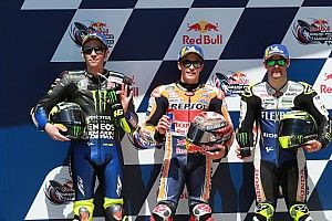Starting Grid MotoGP Amerika 2019