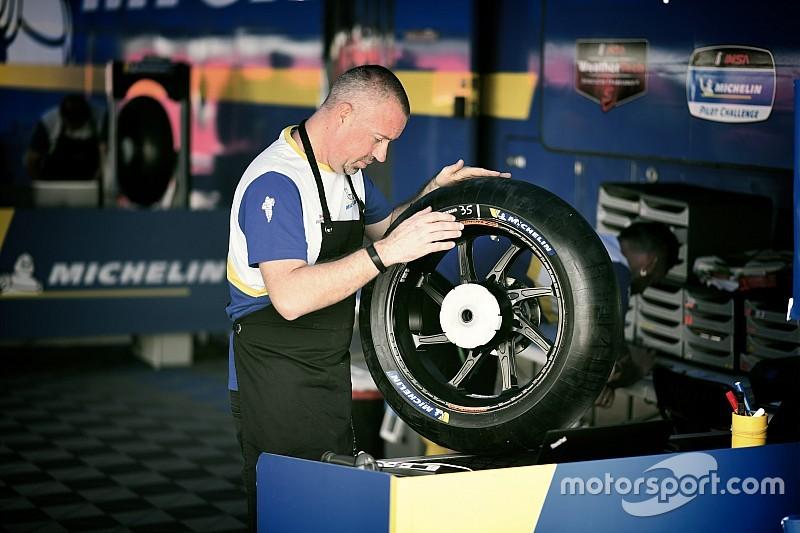 Le défi logistique de Michelin: 1400 pneus bichonnés comme des enfants