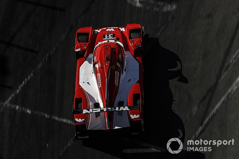 Detroit IMSA: Derani on top again in second practice