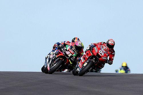 """Espargaró : Austin, une piste """"dangereuse"""", """"pas au niveau du MotoGP"""""""