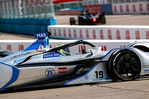 Massa: Gunther beni tipik bir F3 pilotu gibi dışarı itti