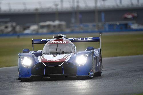 Rolex 24: Gece antrenmanlarının en hızlısı CORE Nissan oldu