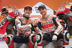 Repsol Honda réunit son nouveau dream team sur scène