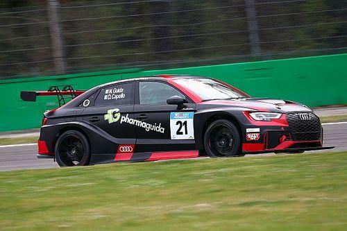 """Dindo Capello piede pesantissimo a Monza, vittoria di forza nella Gara Sprint """"Sfida"""" con l'Audi!"""