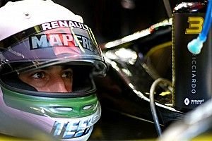 """Ricciardo belooft meer inhaalacties: """"Er is geen reden om me in te houden"""""""