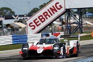 Toyota muestra el ritmo en Sebring