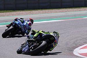 """Rins: """"Jugando con Rossi nos quedamos los dos fuera"""""""