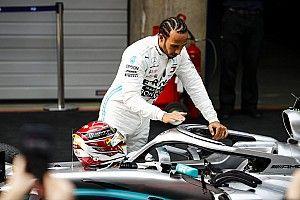 Хэмилтон предложил сделать машины Формулы 1 более тяжелыми в управлении